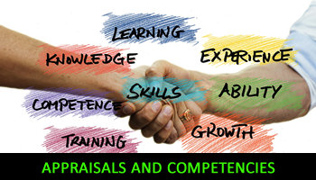 Appraisals and Competences