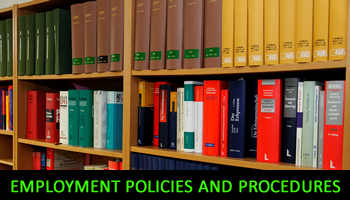 Employment Policies & Procedures