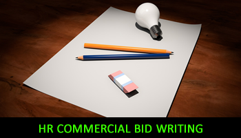 HR Commercial Bid Writing