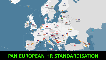 Pan European HR Standardisation