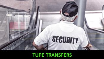 TUPE Transfers